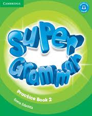 Super Grammar 2 Practice Book