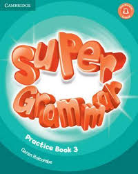Super Grammar 3 Practice Book