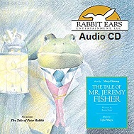 Meryl Streep Reads - The Tale of Mr Jeremy Fisher Audio CD