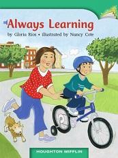 Houghton Mifflin Readers Grade 1 Beyond Level - 27 Always Learning