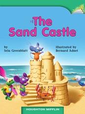 Houghton Mifflin Readers Grade 1 Beyond Level - 28 The Sand Castle