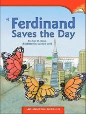 Houghton Mifflin Readers Grade 2 Beyond Level - Ferdinand Saves the Day