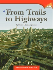 Houghton Mifflin Readers Grade 2 Beyond Level - From Trails to Highways