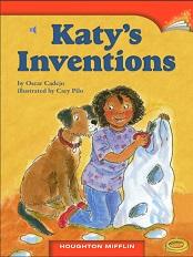 Houghton Mifflin Readers Grade 2 Beyond Level - Katys Inventions