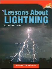 Houghton Mifflin Readers Grade 2 Beyond Level - Lessons About Lightning