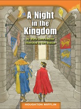 Houghton Mifflin Readers Grade 5 Beyond Level - A Night in the Kingdom