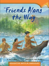 Houghton Mifflin Readers Grade 5 Beyond Level - Friends Along the Way