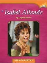 Houghton Mifflin Readers Grade 5 Beyond Level - Isabel Allende