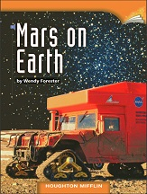 Houghton Mifflin Readers Grade 5 Beyond Level - Mars on Earth
