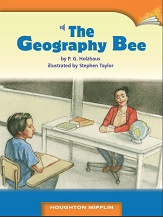 Houghton Mifflin Readers Grade 5 Beyond Level - The Geography Bee