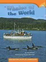 Houghton Mifflin Readers Grade 5 Beyond Level - Whales of the World