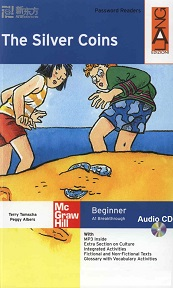 Password Readers Level 1 Beginner - The Silver Coins Audio CD