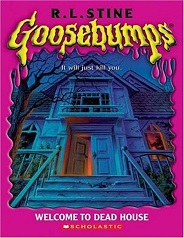 Scholastic Goosebumps 01 - Welcome to Dead House