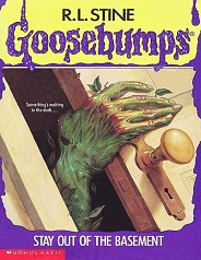 Scholastic Goosebumps 02 - Stay Out of the Basement