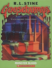 Scholastic Goosebumps 03 - Monster Blood