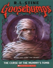 Scholastic Goosebumps 05 - The Curse of the Mummys Tomb