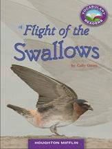 Vocabulary Readers Grade 3 - Flight of the Swallows