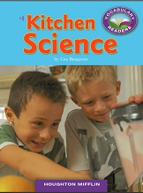 Vocabulary Readers Grade 3 - Kitchen Science
