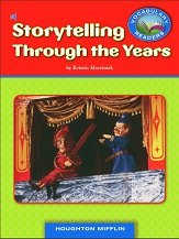 Vocabulary Readers Grade 4 - Storytelling Through the Years