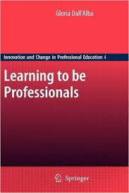 Learning to be Professionals - Innovation and Change in Professional Education 4