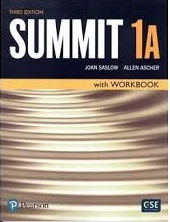 Summit 1A Student Book with Workbook 3rd Edition