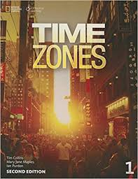 Time Zones 1 Student Book 2nd Edition