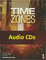 Time Zones 1 Class Audio CDs 2nd Edition