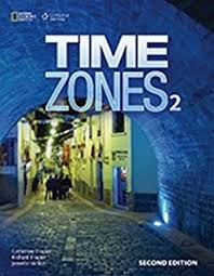 Time Zones 2 Student Book 2nd Edition