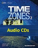 Time Zones 2 Class Audio CDs 2nd Edition