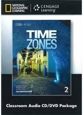 Time Zones 2 Video DVDs 2nd Edition
