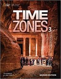 Time Zones 3 Student Book 2nd Edition