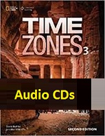 Time Zones 3 Class Audio CDs 2nd Edition