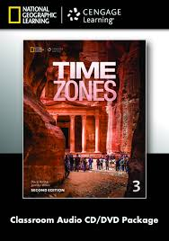 Time Zones 3 Video DVDs 2nd Edition