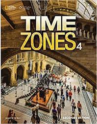 Time Zones 4 Student Book 2nd Edition