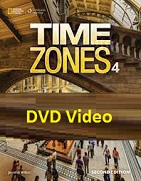 Time Zones 4 Video DVDs 2nd Edition