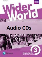 Wider World 3 Workbook Audio CDs