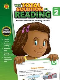 Your Total Solution for Reading Workbook Grade 2