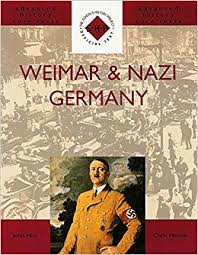 Weimar and Nazi Germany by John Hite and Chris Hinton
