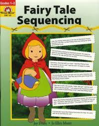 Evan Moor 142 - Fairy Tale Sequencing Grades 1-3