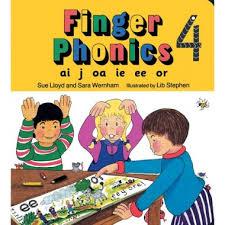 Finger Phonic 4