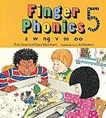 Finger Phonic 5