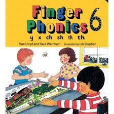 Finger Phonic 6