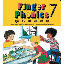 Finger Phonic 7