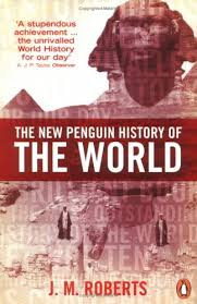 Penguin Readers Level 6 - The New Penguin History of the World 5th Edition