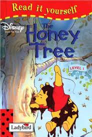 Read It Yourself Level 1 - Disney Winnie The Pooh The Honey Tree