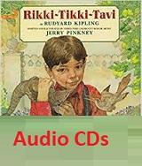 Rikki-Tikki-Tavi by Rudyard Kipling Audio CDs