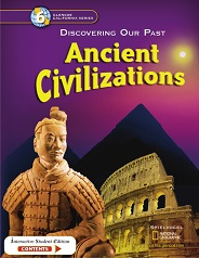 Glencoe California Series - Discovering Our Past Ancient Civilizations Student Edition 2006