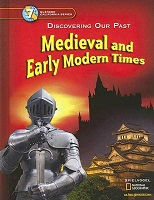 Glencoe Medieval and Early Modern Times in Graphic Novel