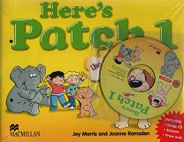 Heres Patch the Puppy 1 Class Audio CD