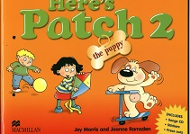 Heres Patch the Puppy 2 Students Book